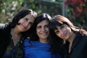 Me, Mom and sister Jyoti