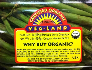veg land label