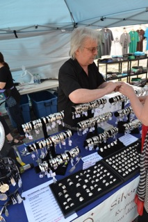Silverware Jewellery Main Street Car Free Day