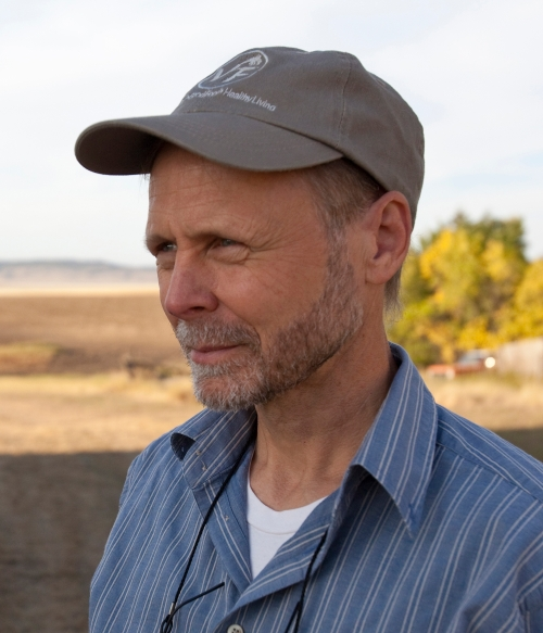 Dag Falck, Organic Programs Manager, Nature's Path Foods