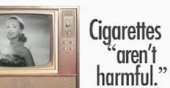 cigarettes aren't harmful