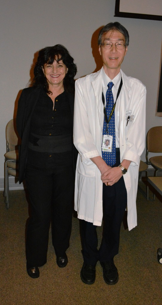 a karen and dr y