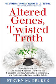 altered genes twisted truth cover